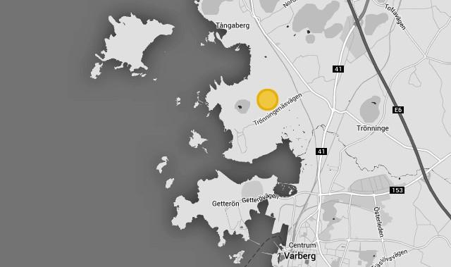 Etikhus bygger 46 nya villor i Trönningenäs, sju kilometer norr om Varbergs centrum.