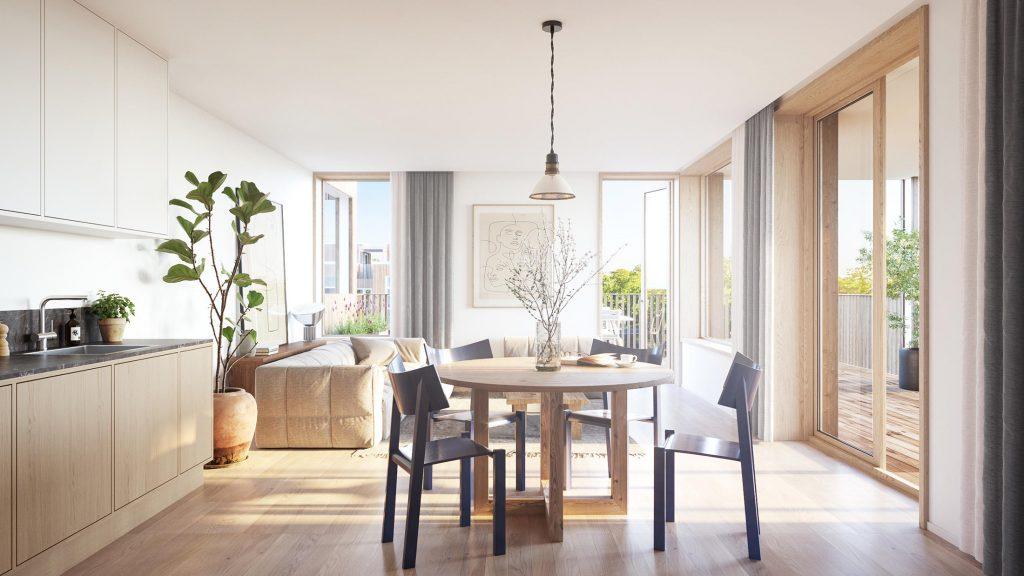 Bostadsrätt i Varberg - Interiörbild Tärnan